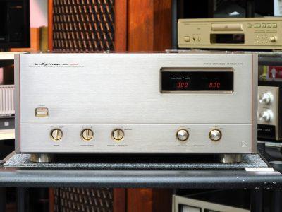 LUXMAN M-06 功率放大器