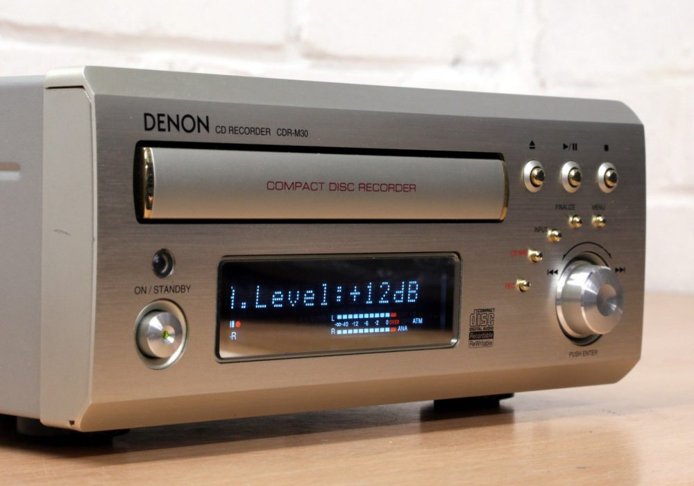 DENON CDR-M30 CD播放机