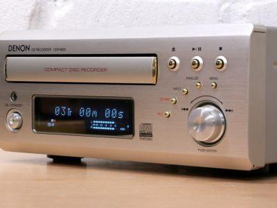 DENON CDR-M30 CD播放机