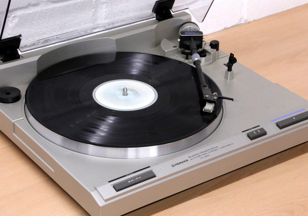 PIONEER PL-640 黑胶唱机