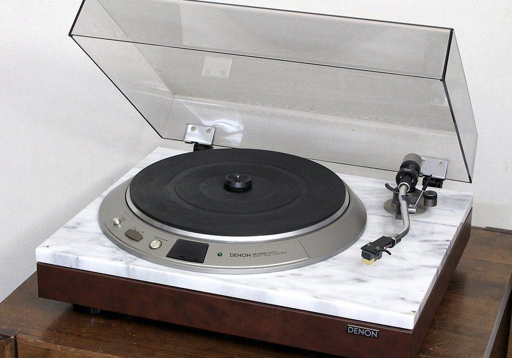 DENON DP-2800 黑胶唱机
