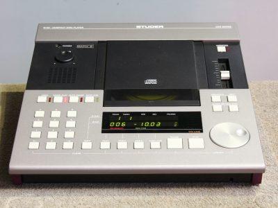 STUDER D730mk2 CD播放机
