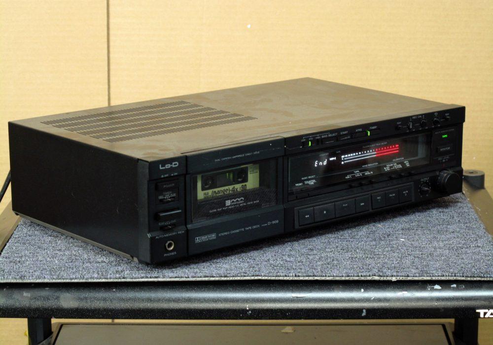 Lo-D D-909 卡座