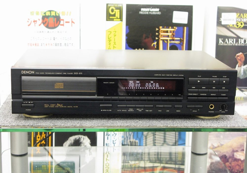 DENON DCD-970 CD播放机