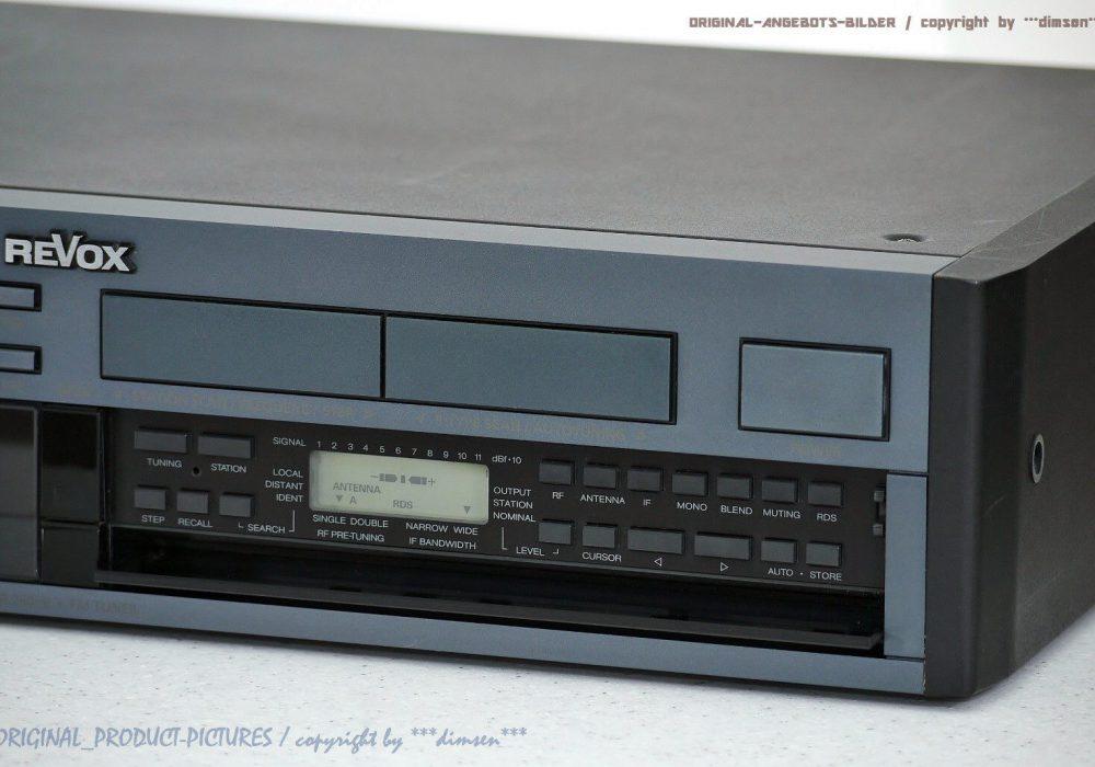 REVOX/Studer B260-E High-End FM Tuner 收音头