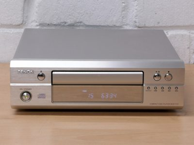 DENON DCD-F101 CD播放机