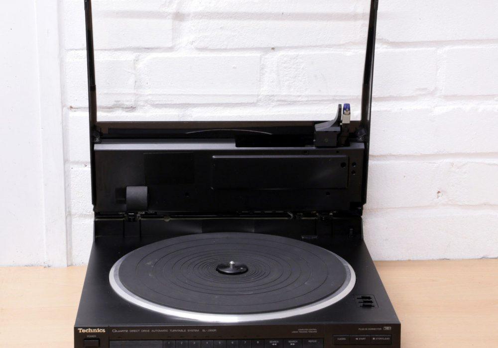松下 Technics SL-J300R 黑胶唱机