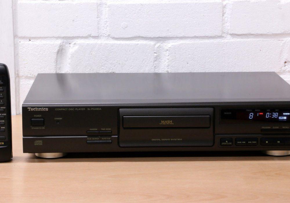 松下 Technics SL-PG480A CD播放机