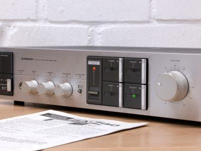 PIONEER SA-740 功率放大器