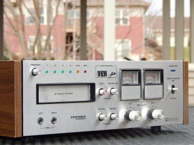 先锋 PIONEER Centrex RH-65 8 Track 8轨磁带卡座