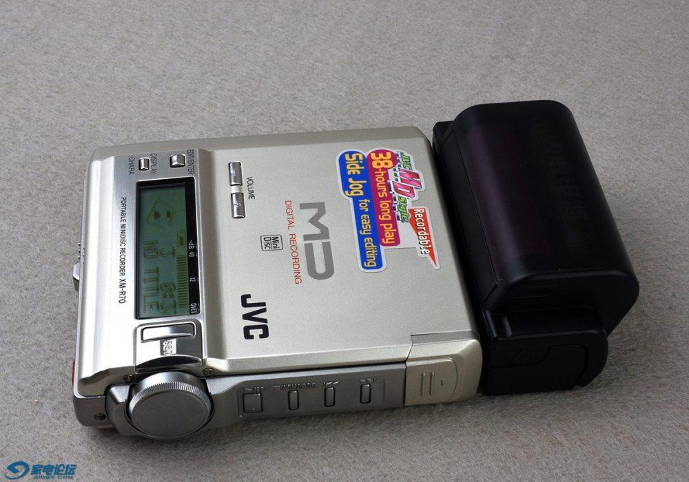 JVC XM-R700 MD随身听