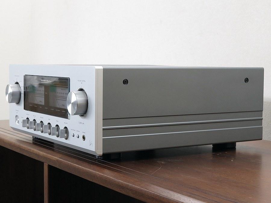 LUXMAN L-507uX 功率放大器