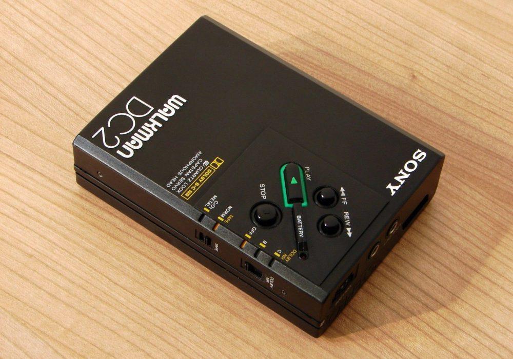 索尼 SONY 随身听 wm-dc2 personal Reproductor de casete