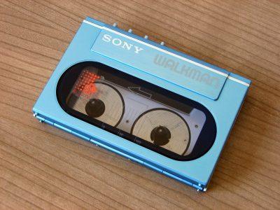 索尼 SONY WM-20 (WM-10) 磁带随身听