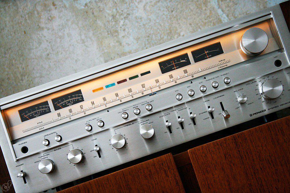 PIONEER SX-1080 收扩机