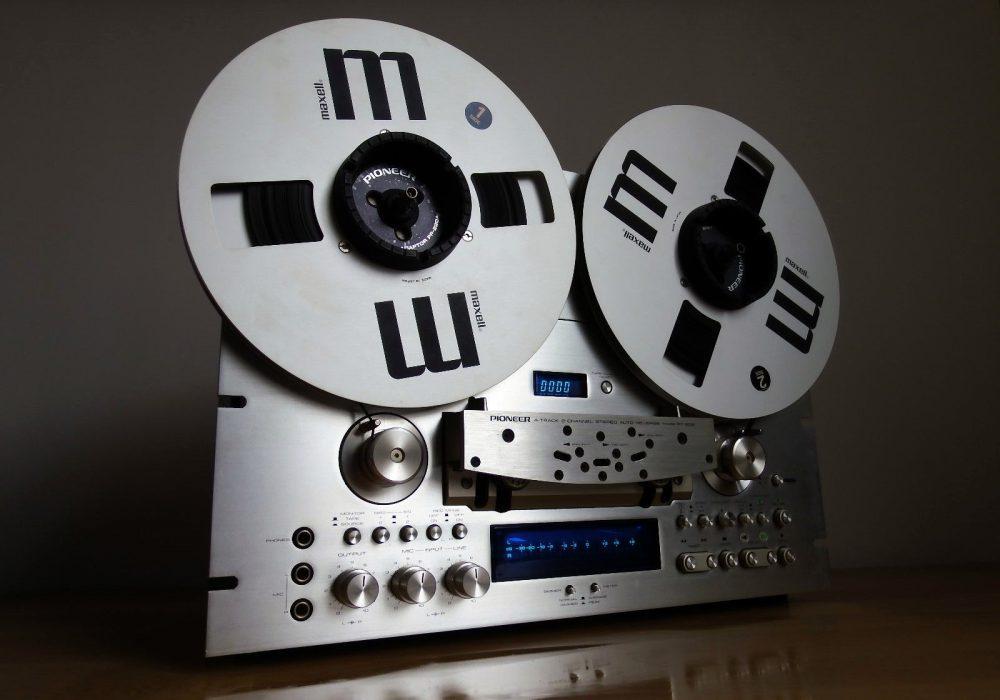先锋 PIONEER RT-909 Reel to Reel 开盘机