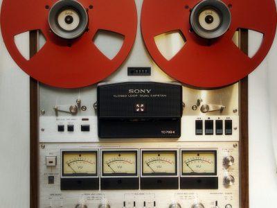 索尼 SONY TC-788-4 开盘机