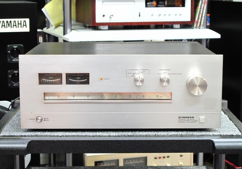 PIONEER TX-9900 收音头
