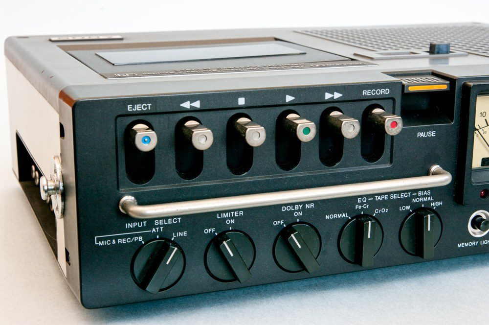 SONY TC-3000SD 磁带录音机