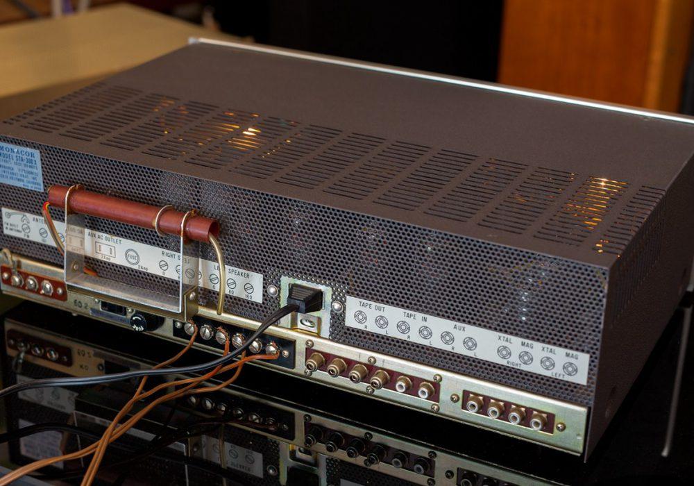 MONACOR FM/AM 电子管收扩机
