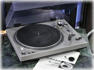 Technics SL-1300 黑胶唱机