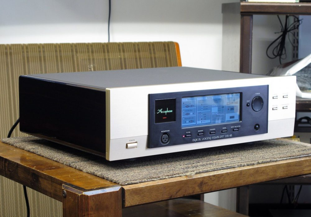 Accuphase DG-48 数字均衡器