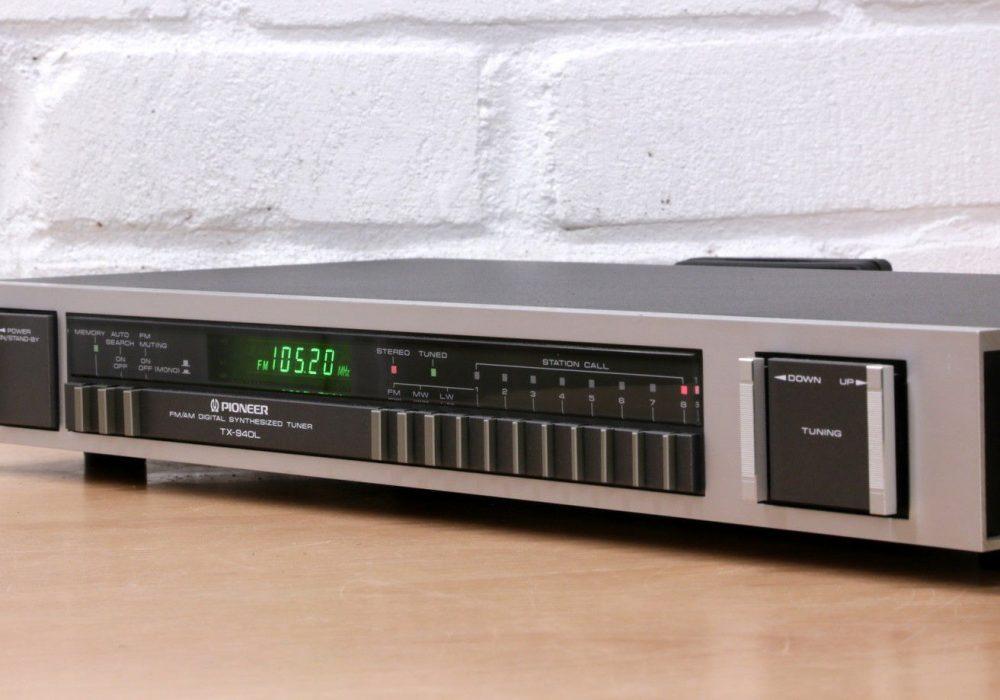PIONEER TX-940L FM/MW/LW Analogue Tuner 收音头