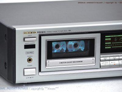 ONKYO Integra TA-2850 High-End 卡座