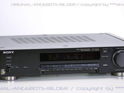 索尼 SONY ST-S770ES FM/AM 收音头