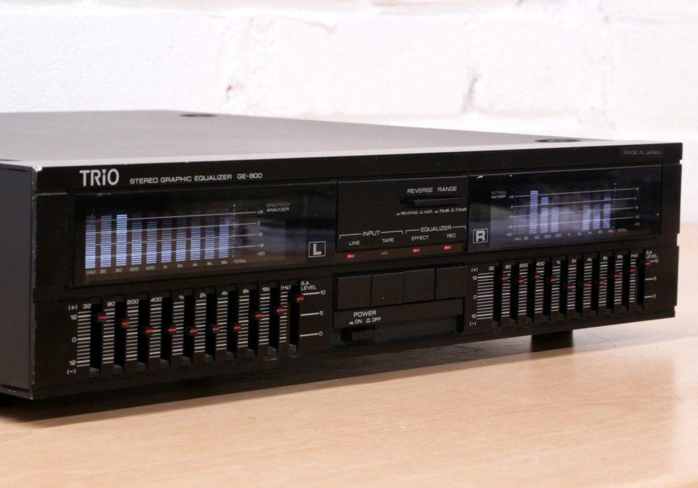 TRIO GE-600 图示均衡器