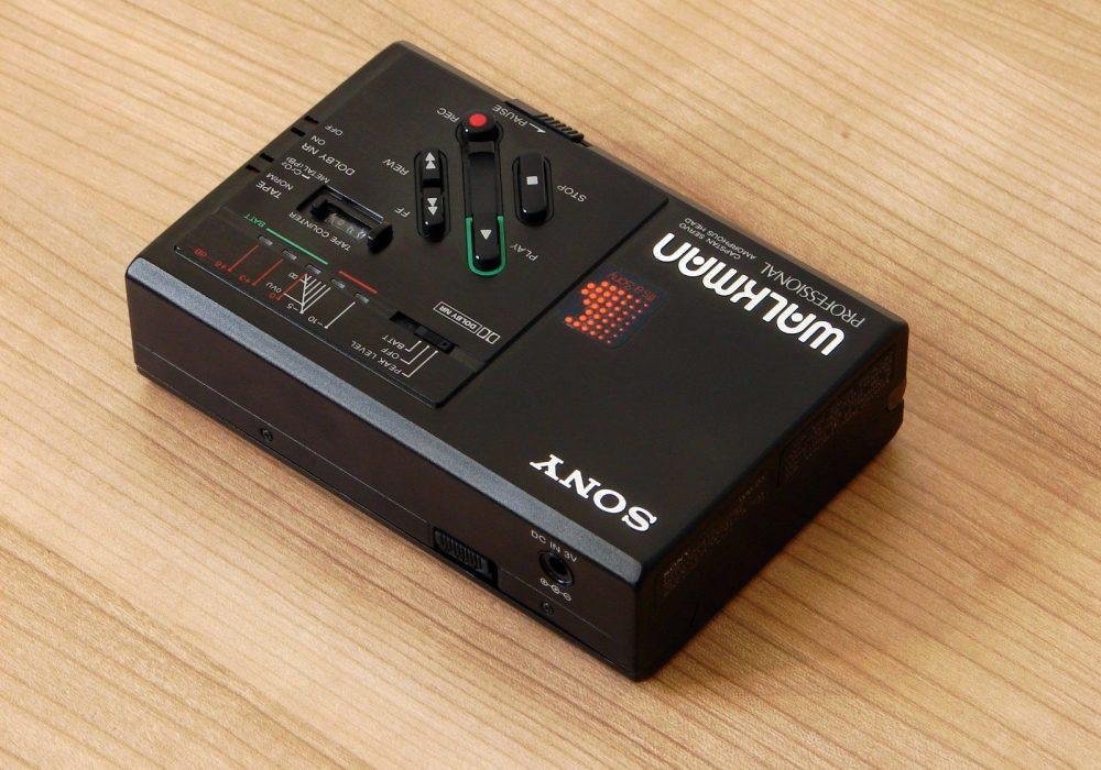 索尼 SONY professional walkman WM-D3 personal cassette corder