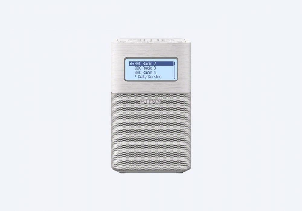 索尼 SONY XDR-V1BTD DAB/DAB+ Clock 蓝牙 便携式收音机