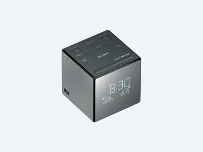 索尼 SONY XDR-C1DBP Pocket DAB/DAB+ Clock 收音机