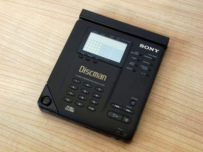 索尼 SONY Discman D-350 CD随身听