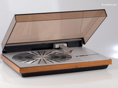 B&O Beogram 4000 黑胶唱机