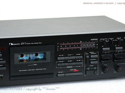NAKAMICHI ZX-7 High-End 磁带卡座