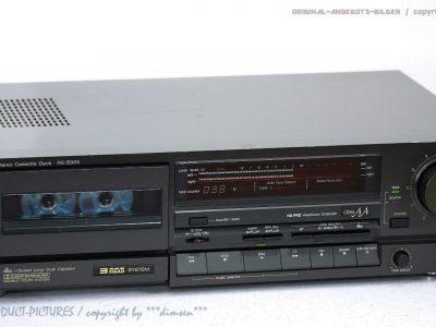 松下 Technics RS-B905 磁带卡座