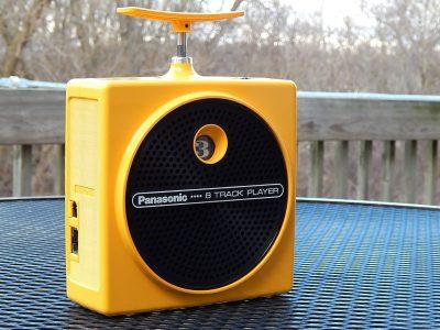 Panasonic RQ-830S TNT 8轨磁带播放机