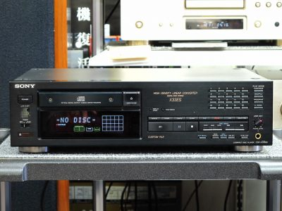 SONY CDP-X33ES CD播放机