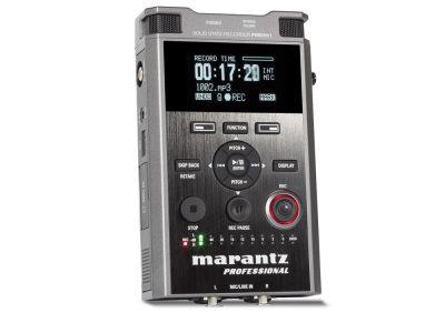 马兰士 Marantz PMD561 数码录音机