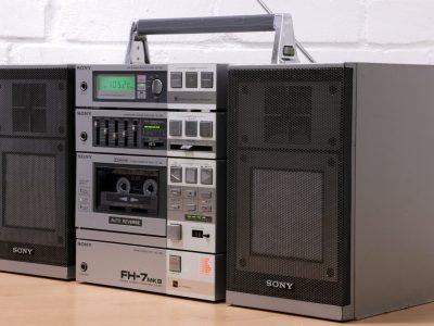 索尼 SONY FH-7MKIII 组合音响