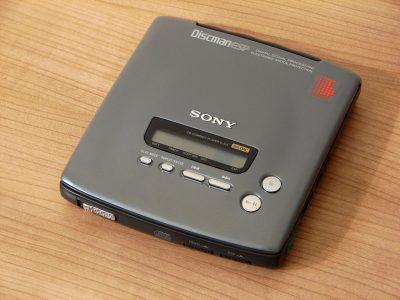 索尼 SONY Discman D-515 reproductor portátil de CD