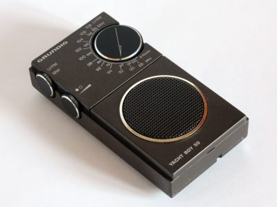 Grundig Yacht Boy 50 Mini Radio 收音机