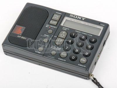 索尼 SONY ICF-SW1 收音机