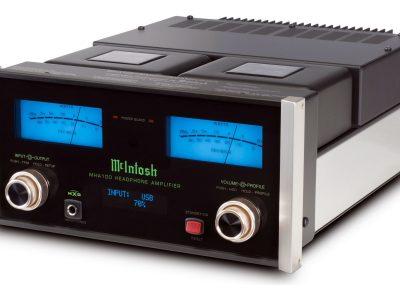 McIntosh MHA100 功率放大器/耳机放大器