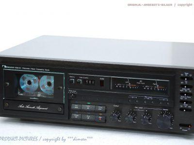 NAKAMICHI 660ZX High-End 卡座