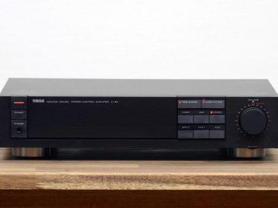 雅马哈 YAMAHA C-80 Control Amplifier 前级放大器