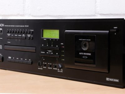 DENON DN-610F CD播放/卡座 一体机