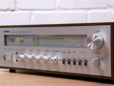 YAMAHA CR-600 FM/AM收扩机