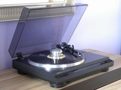 ONKYO CP-1200a 黑胶唱机